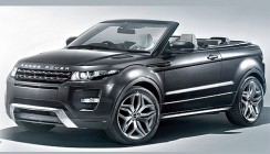 Роскошный кабриолет Range Rover