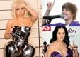 Самые читаемые поп-звезды в «Твиттере»