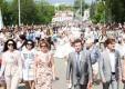 Шестой «Парад Невест» в Калуге