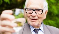 Пьер Карден отмечает 90-летний юбилей