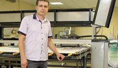 Антон Шкумат: «Учусь работать»