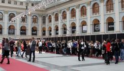 Калуга на Volvo Fashion Week Moscow