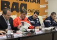 Калужские волейболисты в высшей лиге «А»