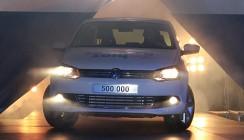 Юбилейный автомобиль калужского «Фольксвагена»