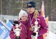Калужская лыжница завоевала золото в первенстве России
