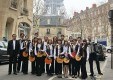 Калужские музыканты покорили Париж