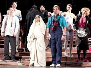Театр комедии секс с сардинами или шум за сценой