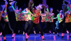 «Луковые» танцы от «Забавы»