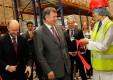 Компания Nestle открыла новый цех по производству влажных кормов в Калужской области