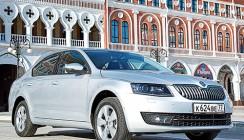 Новое поколение Škoda