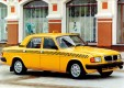 Калужские такси перекрасят в желтый цвет