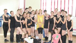 Мастер-класс от звезды мирового балета