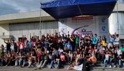 Молодежь Калуги поучаствовала в «Космическом джеме»