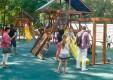 В Центральном парке появился детский городок