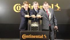 Состоялось торжественное открытие завода Continental