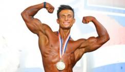 Калужанин победил в международном бодибилдинг-турнире