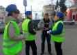 В Калуге прошла акция «Пешеходный переход»