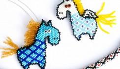 2014 — год Лошади. Деревянные лошадки