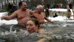 Калужане смогут искупаться на Крещение
