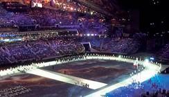 Олимпийский привет