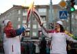 Калужане увидят фотографии факелоносцев