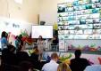 «Ростелеком» установил видеостену для наблюдения за ЕГЭ в Рособрнадзоре