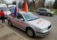 В Калуге прошел автопробег в честь дня Победы