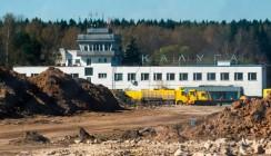 Строящийся аэропорт «Калуга» посетил глава региона