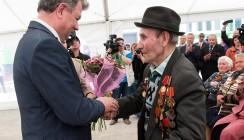 Квартиры в «Малиновке» получили ветераны ко Дню Победы