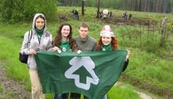 День озеленения прошел под Калугой
