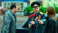 Акция «Подвези ветерана» пройдет в День Победы