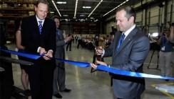 В Ворсино открылся логистический центр немецкой компании