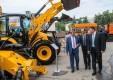 Губернатор поздравил с профессиональным праздником строителей области