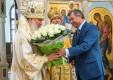 Губернатор поздравил владыку Климента с 32-й годовщиной служения