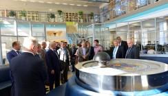 Представители региональной бизнес-элиты посетили МГТУ им. Баумана