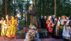 В Калуге открыли памятник Гоголю