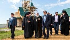 В Мещовске увековечили память о священномученике Кукше