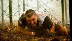 Сотрудники Сбербанка осилили спецназовскую трассу «Гонки героев»