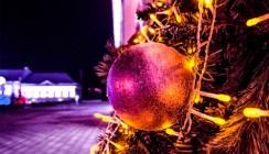 Новогоднее украшение города доверят предпринимателям