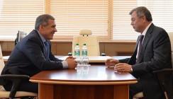 Калужский губернатор совершил официальный визит в Татарстан