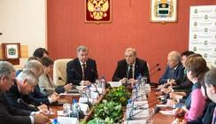 Депутаты законодательного собрания обсудили с губернатором будущий бюджет
