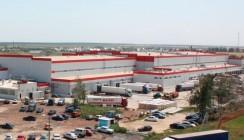 При поддержке ВТБ ведется строительство склада для сети магазинов «Магнит»
