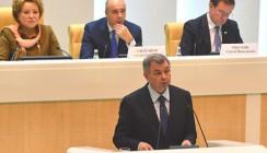 Анатолий Артамонов выступил на парламентских слушаниях в Совете Федерации
