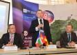 Калужский губернатор встретился в столице с иностранными бизнесменами