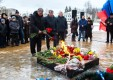Анатолий Артамонов принял участие в праздновании 73-й годовщины освобождения Медыни от немецко-фашистских захватчиков