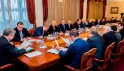 При участии ВТБ в Калуге состоялось заседание по вопросам развития региональной промышленности