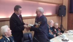 Калужских ветеранов наградили медалями «70 лет освобождения Белоруссии»