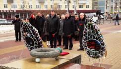 Губернатор поздравил калужан с Днем защитников Отечества