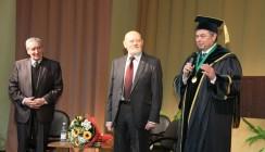 Губернатор стал почетным доктором МСХА им. Тимирязева