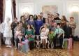 Во Дворце Торжеств поздравили маленьких калужанок с редким именем Марта